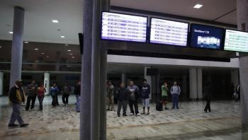 إصابات جراء إطلاق نار في مطار مكسيكو سيتي