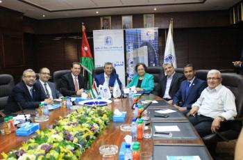 تجديد مذكرة بين تجارة عمان والجامعة الألمانية