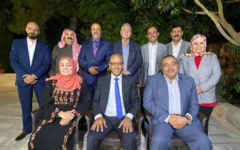 اشهار قائمة فرسان البلقاء لخوض الانتخابات النيابية