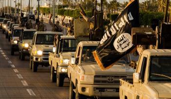 داعش يقرّ بهزائمه ويوجه رسالة لجنوده