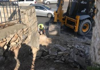 الأردن يدين هدم الاحتلال لدرج مدخل المقبرة اليوسفية