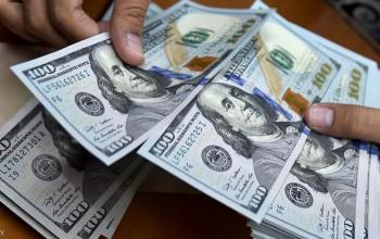 إرتفاع سعر الدولار لأعلى مستوى في شهرين