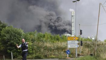 ألمانيا ..  العثور على جثث 3 عمال بموقع انفجار مجمع الكيماويات