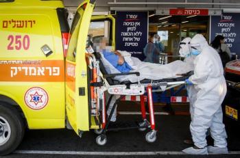 4 وفيات و6923 إصابة جديدة بكورونا في اسرائيل