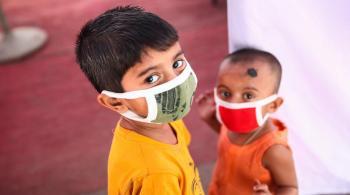 دراسة: تدني نسبة الوفيات بكورونا بين الأطفال