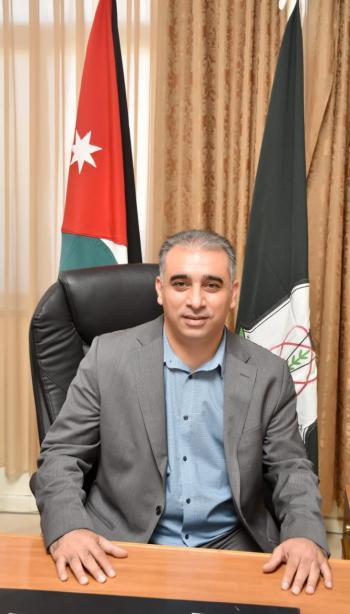 عميد شؤون الطلبة في اليرموك يؤكد جاهزية القاعة الهاشمية