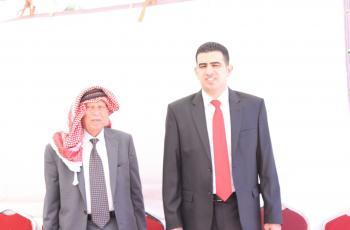 الحاج حسان ابو حسان يولم لزفاف نجله