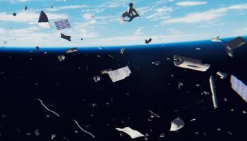 102 مليون يورو لإعادة قطعة صاروخ من الفضاء إلى الأرض
