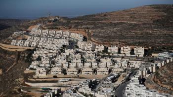 الأردن يدين طرح عطاءات لبناء 2572 وحدة استيطانية