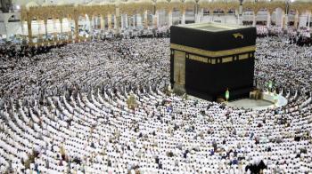 مليونا مصل يشهدون ختم القرآن بالمسجد الحرام