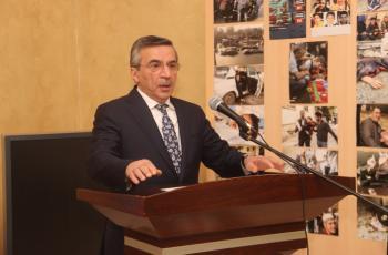 السفير الاذربيجاني يشيد بالموقف الأردني تجاه قضايا بلاده