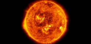 اكتشاف مادة جديدة نشأت من اندماج الغازات في الشمس
