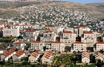 الأردن يدين مصادقة الاحتلال على بناء وحدات استيطانية جديدة بالاراضي الفلسطينية