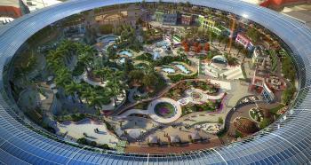دبي مقر لأول تسوق في العالم مستوحى من الطبيعة