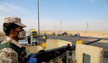 الجيش ينفذ خطة فرض الحظر الشامل في محافظات المملكة