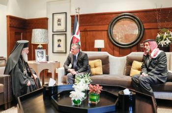 الملك: الاردن يرفض أي تهديد للوضع التاريخي القائم في القدس