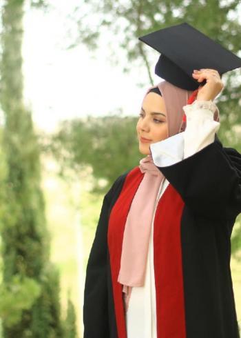 الدكتورة ايناس خمايسة ..  مبارك