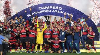 فلامنغو بطلاً للدوري البرازيلي