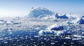 ذوبان هائل للثلوج في جرينلاند هذا الأسبوع