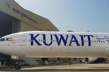 السماح لطائرة كويتية الهبوط في عمان مقابل الحجر