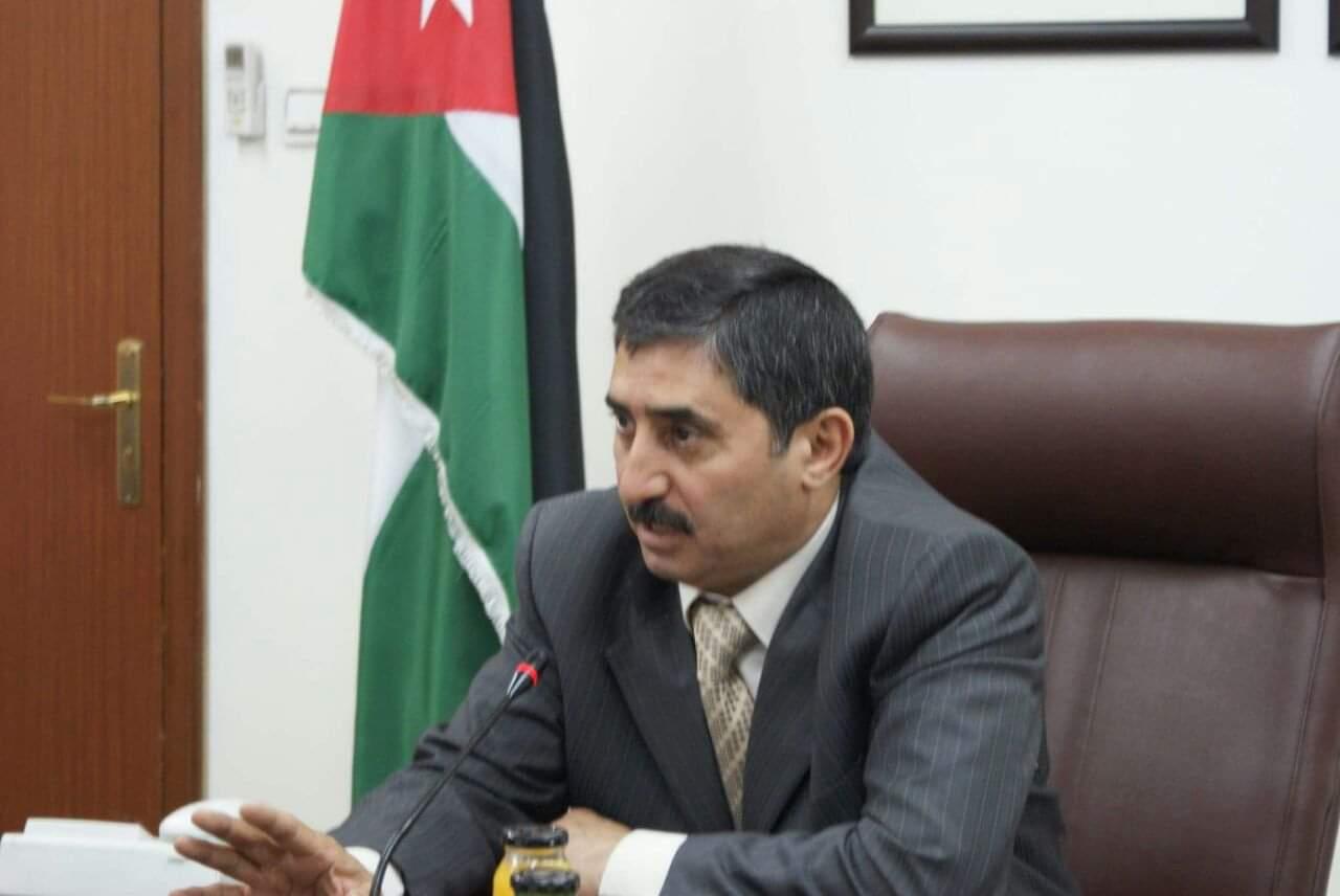 د. راضي عبدالمجيد الطراونة