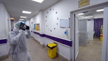 ارتفاع غير مسبوق لإصابات كورونا في العراق
