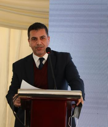 سعيدان: انجاز خط ناقل صرف صحي عين غزال في 2022