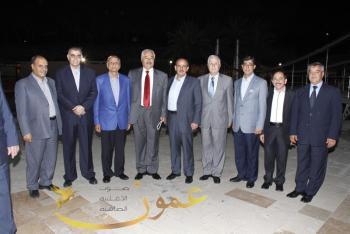 وزير الشباب يقيم مادبة افطار تكريما للوزراء السابقين ومدراء الدوائر في الوزارة