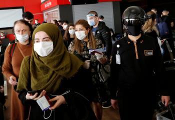 وزارة الصحة: إصابات كورونا في تركيا تتخطى حاجز 200 ألف