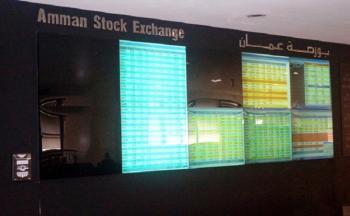 %48.8 نسبة استثمار غير الأردنيين في بورصة عمان