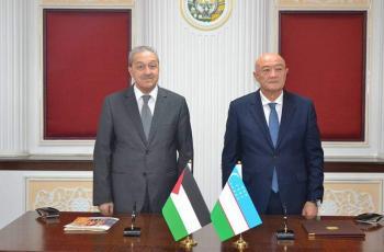 الجالية الأردنية في ارمينيا تشكر السفير الجوارنة