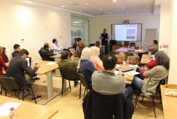 معهد الإعلام الأردني  ..  ورشة تدريبية على إعداد وتقديم البرامج الإذاعية الصباحية
