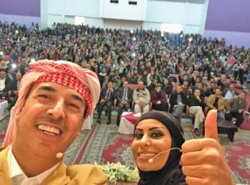 مسرحية تفاعلية أردنية تتناول التطرف والإرهاب