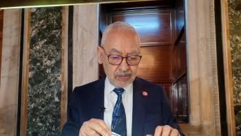 نقل رئيس البرلمان التونسي للمستشفى لاجراء فحوصات
