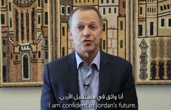 ماذا قال مدير USAID عن الأردن؟ (فيديو)