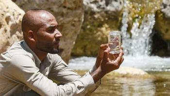 الاردن يسابق الزمن لإنقاذ نوع نادر من الأسماك المهددة بالانقراض