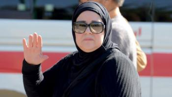 الكشف عن أخر التطورات الصحية للفنانة دلال عبدالعزيز