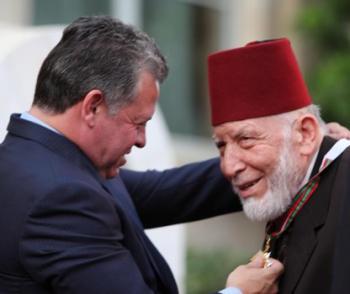 وفاة الشيخ محمد رشاد الشريف