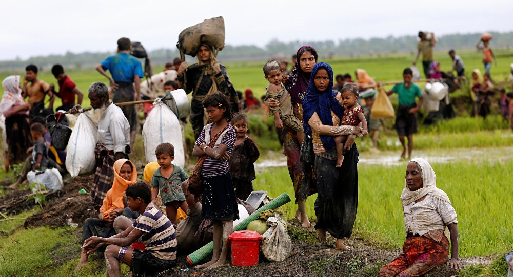 أمنستي تدعو المجتمع الدولي لوقف حملة القمع ضد الروهينغا