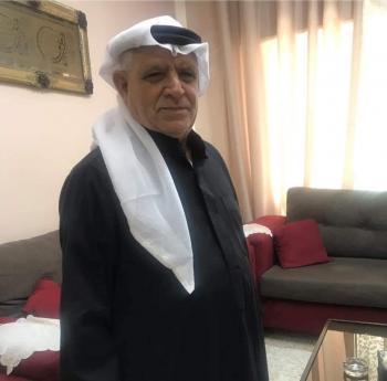 والد الزميل جمال ابو فخيدة في ذمة الله