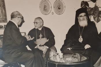 مَتى يُصبح مَجلس رُؤساء الكنائس في الأردن مَقبولاً