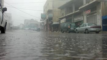 عجلون: 54 ملم كميات الامطار المسجلة خلال 24 ساعة
