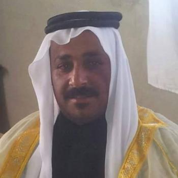 شكر وتقدير  لـ الشيخ مخلد السليحات