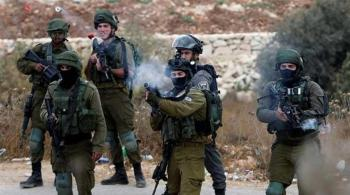 استشهاد 4 فلسطينيين برصاص الاحتلال