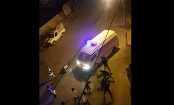 ضبط عدد من المعتدين على الأمن في الكرك