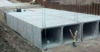 مطلوب عمل عبارات صندوقية وانبوبية لتصريف مياه الامطار