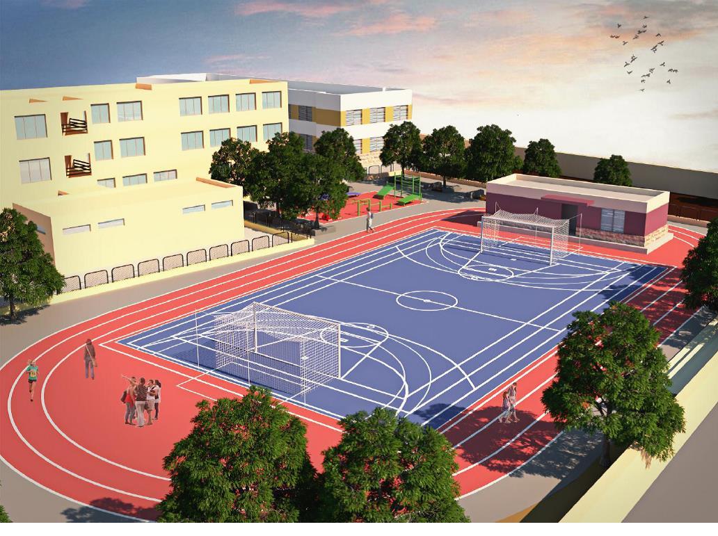 الأشغال تحيل مشاريع إنشاء أبنية مدرسية بكلفة 10.1 مليون دينار