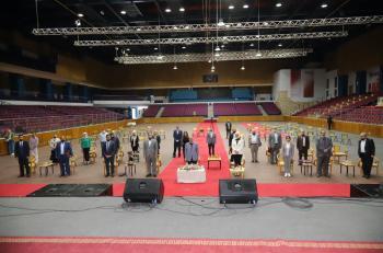 عمان الاهلية ومؤسسة ولي العهد تختتمان أولمبياد اللغة العربية