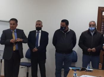 جمعية خبراء ضريبة الدخل تعقد امتحان العضوية