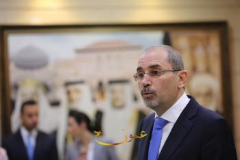 الصفدي يلتقي وزير خارجية اسرائيل ويؤكد: كل اتفاقيات السلام ليست بديلا عن حل الدولتين